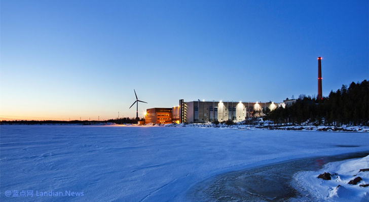 谷歌旗下GCP云计算服务新的芬兰数据中心正式启用