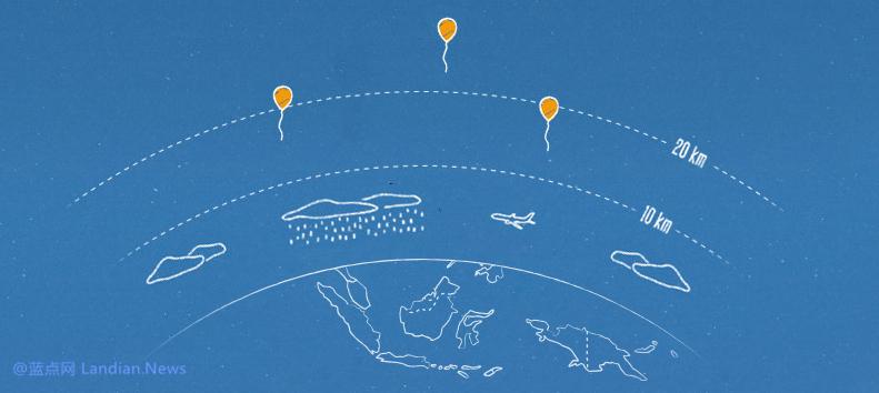 谷歌与肯尼亚运营商达成合作将部署热气球提供网络