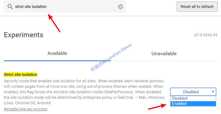 谷歌浏览器现已默认启用网站隔离技术防御幽灵熔断漏洞