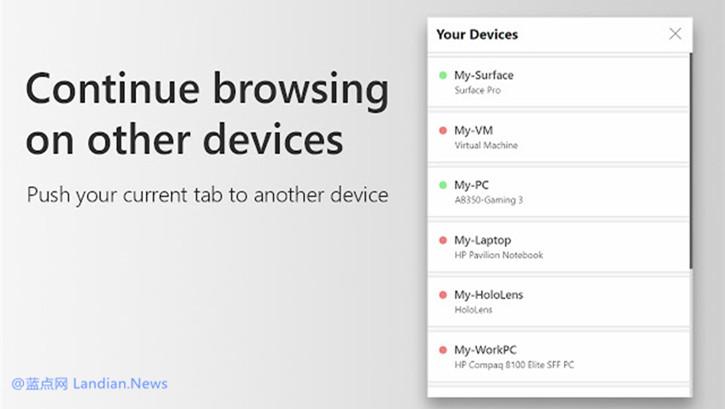 谷歌浏览器可通过扩展启用Windows 10时间线功能