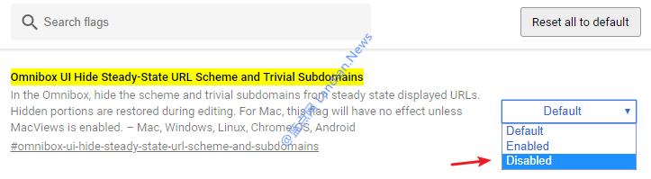 谷歌浏览器隐藏WWW前缀引起争议 附恢复显示方法