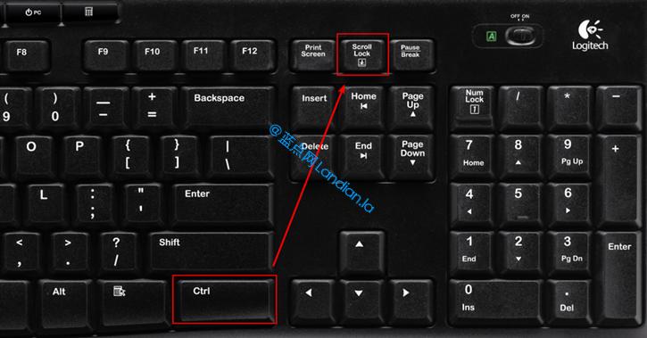 紧急情况下可使用快键键组合使Windows 10快速蓝屏死机