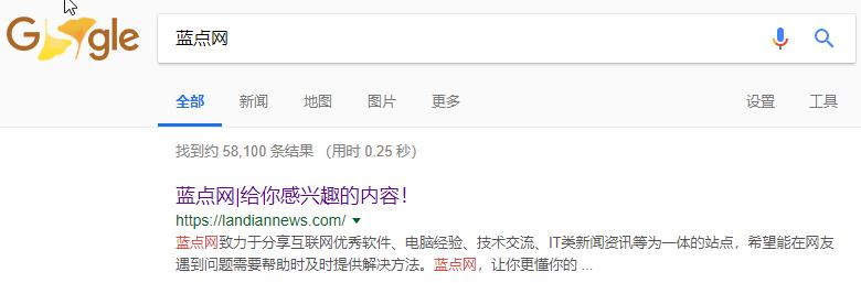 谷歌搜索开始在搜索结果中测试移除网址的WWW前缀