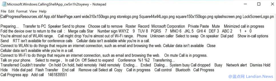 看起来Windows 10 19H1正准备新应用让你电脑打电话