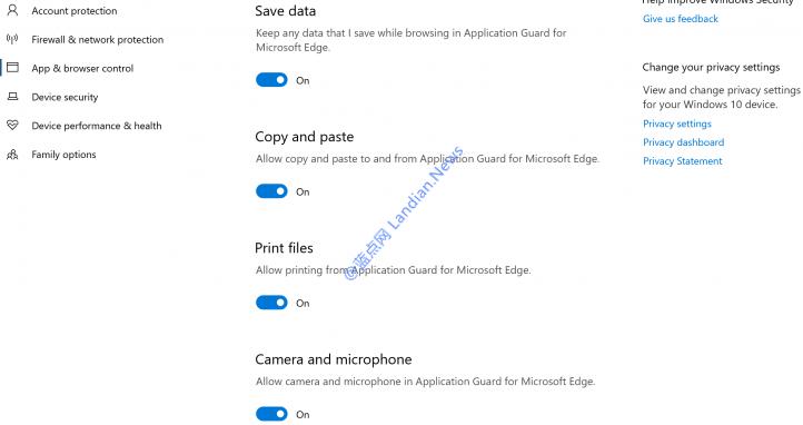 微软发布Windows 10 Build 18277快速通道测试版|蓝点网