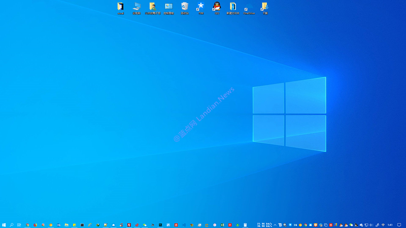 TranslucentTB让你的Windows 10任务栏完全透明化