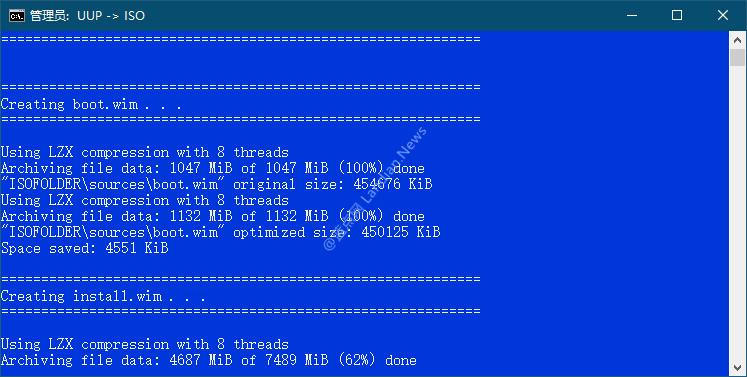 UUPDL工具无限制下载Windows 10所有版本(含测试版)