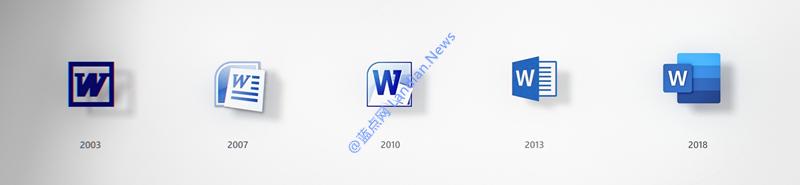 [画廊] 微软用更现代化的风格重新设计Office的各个图标