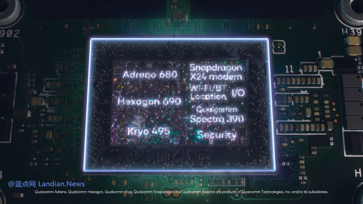 高通推出兼容Windows 10 平台的骁龙 8CX 5G 网络版