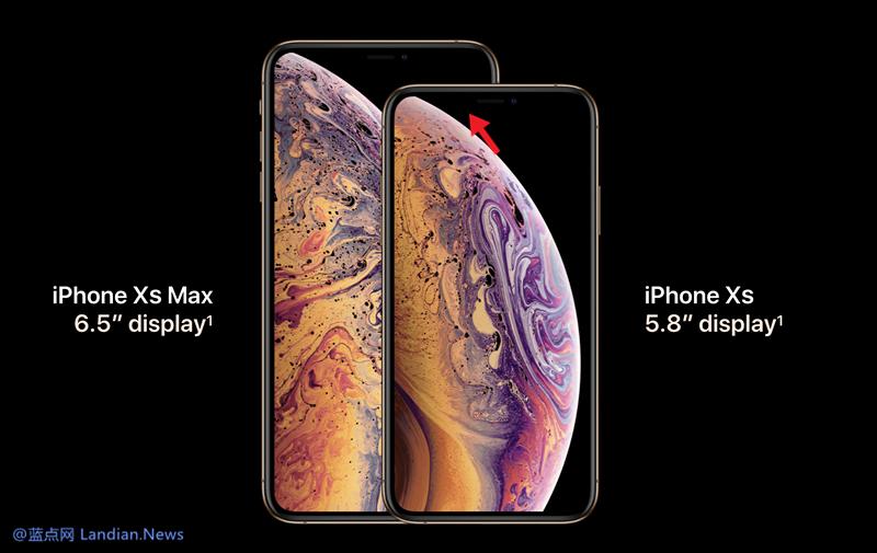 虚假宣传全面屏:苹果因为iPhone X的刘海缺口遭到起诉