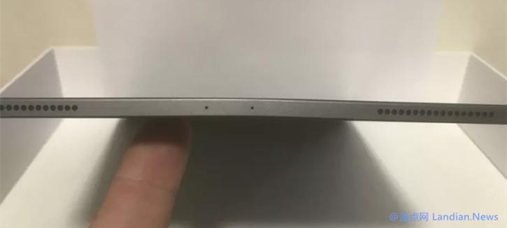全新iPad Pro机身被压弯 苹果表示不影响用户正常使用