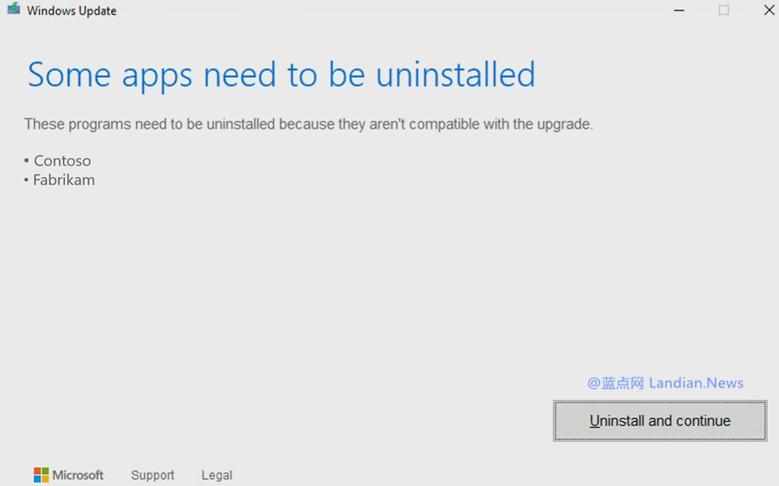 微软正在改进系统升级时出现的KB0000之类的无意义错误代码