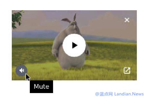 谷歌浏览器继续改进画中画模式 新版本将提供静音按钮