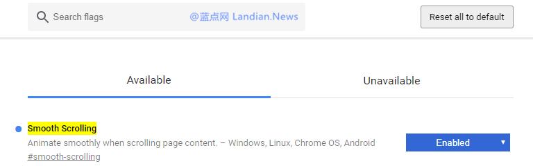 微软已将Microsoft Edge平滑滚动体验带到谷歌浏览器