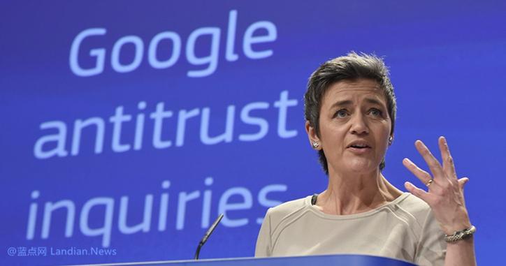 欧盟反垄断监管机构对谷歌展开新调查 主要涉及数据收集和使用问题等