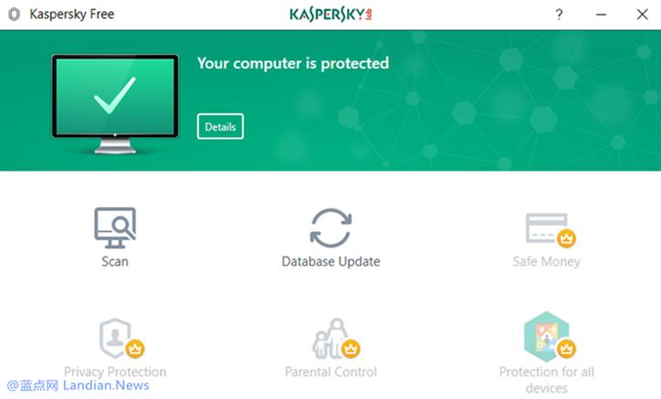 继声破天后知名安全软件卡巴斯基在俄罗斯向苹果发起反垄断投诉