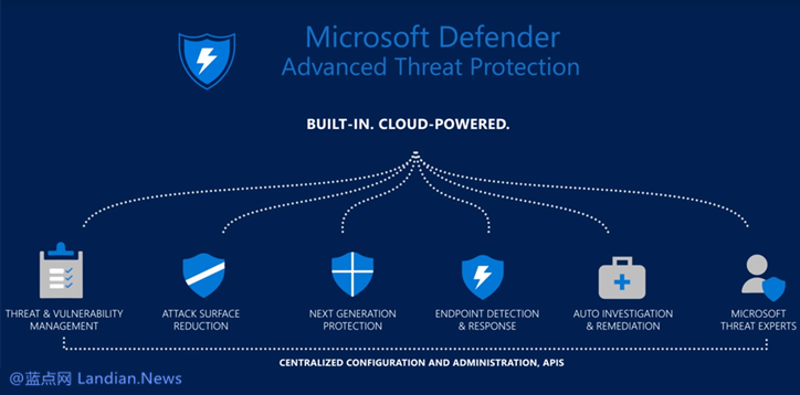 微软将Windows Defender更名为Microsoft Defender增加对Mac的支持