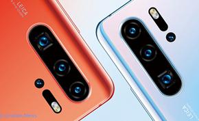 华为推出安卓新旗舰P30和P30 PRO版,搭载麒麟980并配备40MP摄像头