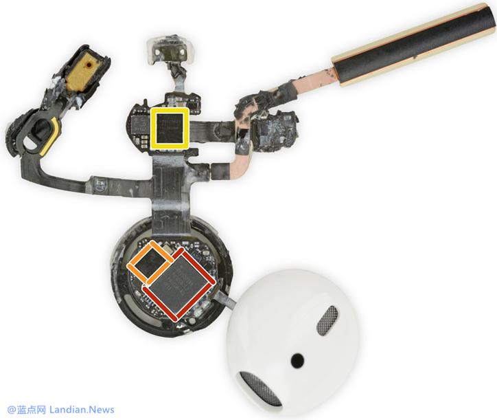 iFixit发布新款AirPods完整拆机报告 质量依然很好但也依然很难维修