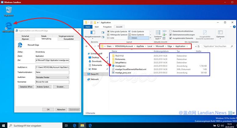 微软面向Windows 10跳跃测试版用户提供新版Microsoft Edge浏览器