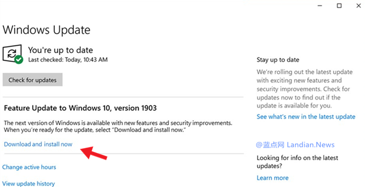 微软改进系统更新控制不再强制用户升级Windows 10重大版本更新-第1张