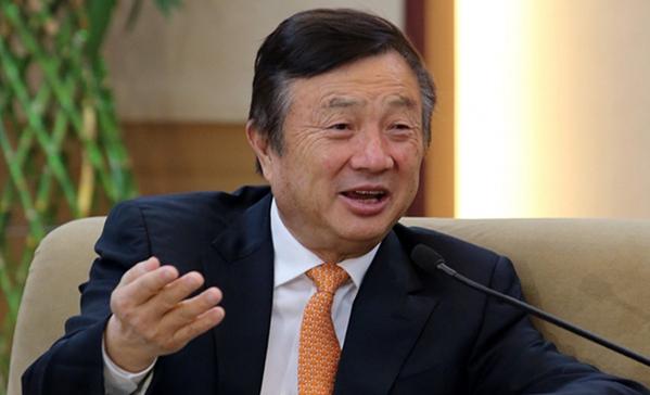 任正非公开表示华为持开放态度向竞争对手出售5G和其他芯片