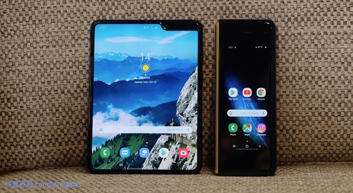 三星官方宣布推迟Galaxy Fold上市日期并重新改进折叠屏相关问题