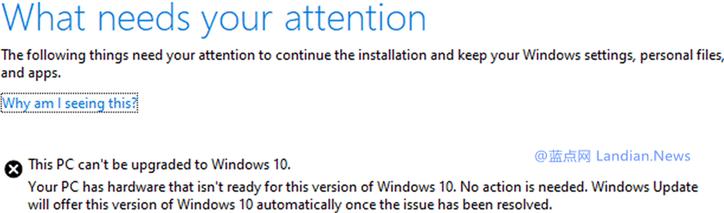微软证实若连接USB或SD存储卡等将无法安装Windows 10 V1903版