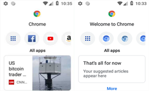 谷歌可能考虑改进Android系统用来支持非触摸屏按键手机