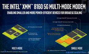 英特尔表示苹果与高通的合作促使该公司退出智能手机5G芯片市场