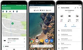 谷歌将在Android Q中改进快速配对和为无线蓝牙耳机提供更丰富的控制