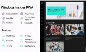 微软将为Windows Insider项目推出新的跨平台应用作为信息发布地