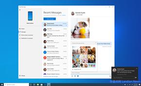 微软推出Windows 10 20H1 Build 18908版重点改进「你的手机」应用