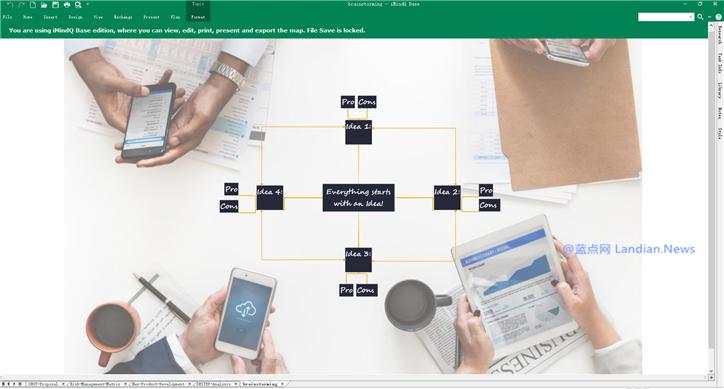 跨平台思维导图软件iMindQ正版团购 低至238元支持全平台使用-第6张