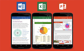 安卓版Office系列软件即将停止支持Android 5.0棉花糖以下版本