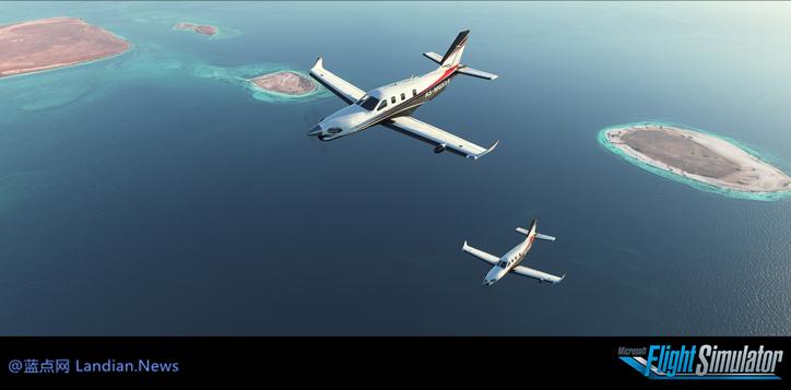微软飞行模拟器项目将在下月底开始预览 用户可提前注册测试计划等待