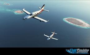 微软飞行模拟器项目将在下月底开始预览 用户可提前注册测试计划等待发布
