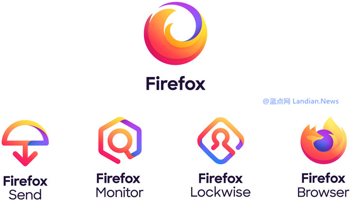 谋智基金会正式宣布火狐浏览器系列产品使用新的标志和视觉体验