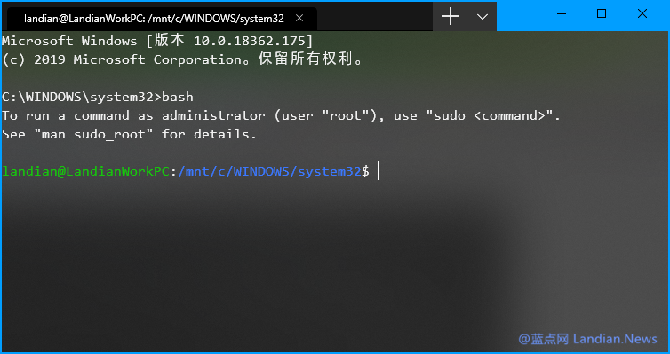 微软全新推出的Windows Terminal终端连接工具现已可下载使用