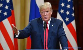 特朗普表示美国科技公司应该被允许继续向华为出售零件或相关设备