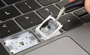 分析师称苹果最终将放弃MacBook平台上臭名昭著的蝶式键盘设计