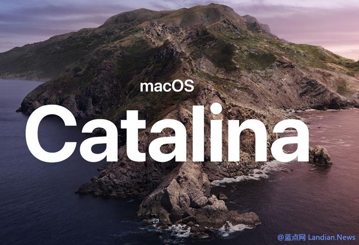 创建可引导的 macOS 10.15 Catalina 启动器 省掉预约 Genius Bar 的烦恼