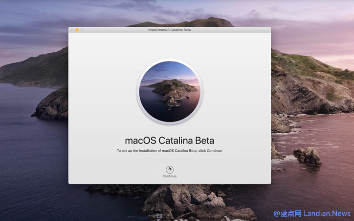 macOS Catalina Installer
