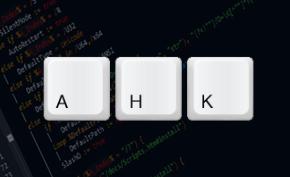 使用 AutoHotkey 热字串简化你的重复工作 不仅仅是扩展热键功能