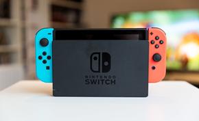 邀请函显示由腾讯代理的Nintendo Switch国行版将在12月4日正式上市