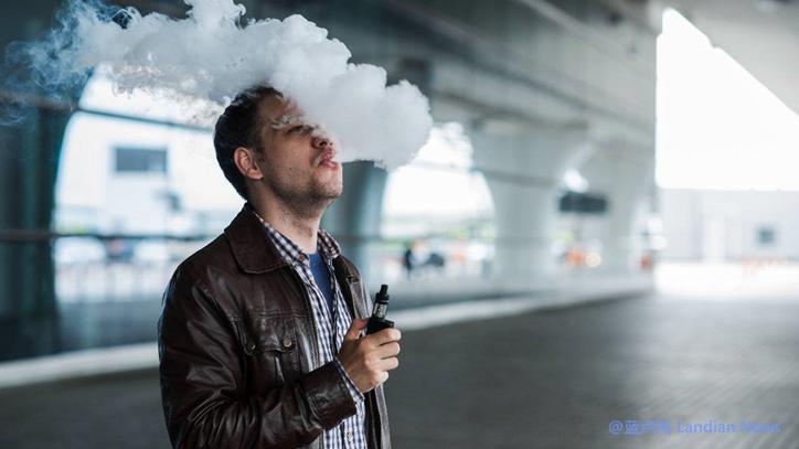 美国食品药品监督管理局正在调查电子烟与诱发癫痫症的潜在关系