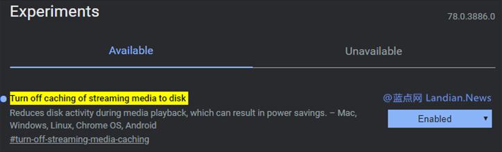 在微软的建议下谷歌浏览器即将调整媒体缓存可极大地降低电量消耗