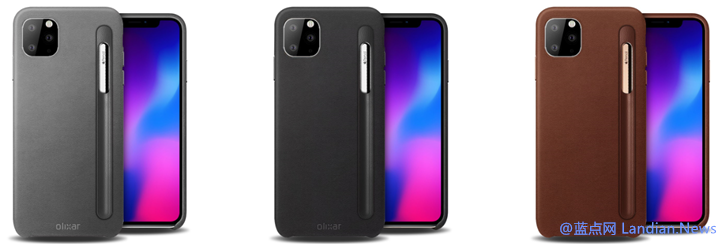 即将发布的iPhone 11前面板、电池和充电器曝光 并且可能支持触控笔