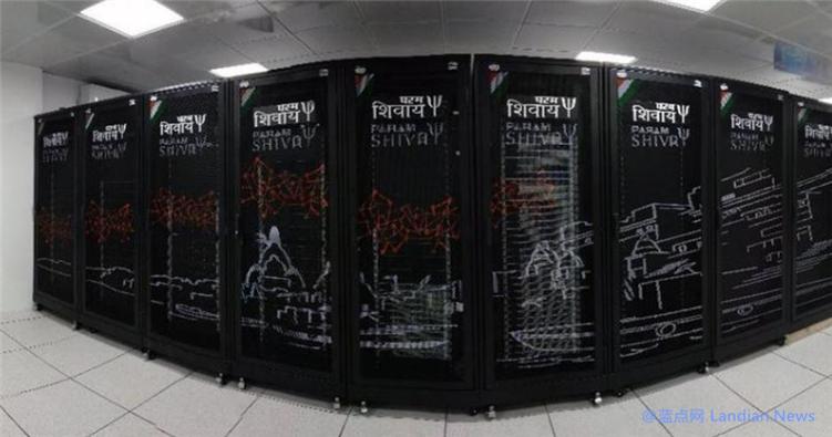 超级计算机领域加入新成员,印度首批超级计算机即将组装完毕