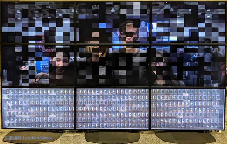甲骨文在开发者会议上展示由1060台树莓派组成的特殊超级计算机集群